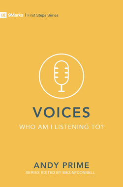 Cover for Voice - Who am I listening to?