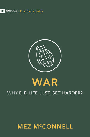 Cover for War – Why Did Life Just Get Harder?