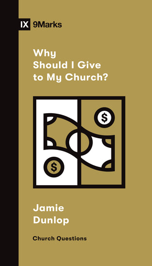 Why Should I Give to My Church?