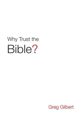 1 Case - Why Trust the Bible? (Tracts)