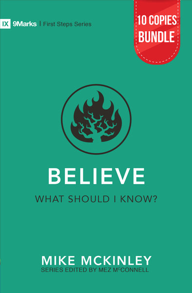 Believe – What Should I Know? Small Group Bundle