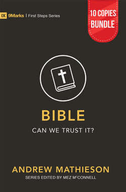 Bible – Can We Trust It? Small Group Bundle