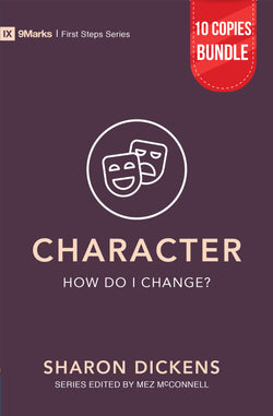 Character – How Do I Change? Small Group Bundle