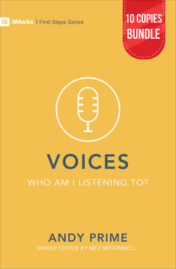 Voices – Who am I listening to? Small Group Bundle