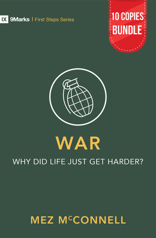 War – Why Did Life Just Get Harder? Small Group Bundle
