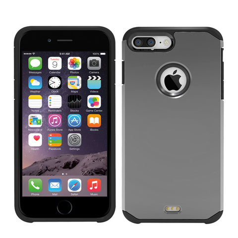 Shockproof Heavy Duty Protection & Luxury Case Cover For iPhone 7 Plus/6S Plus/6 Plus.