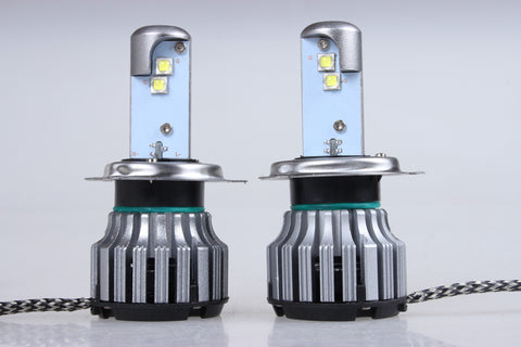 Super Bright US Cree 12000LM 80W/Set Auto LED Headlight Kit Dual Beam Hi/Lo-Color 5500K / 6000K