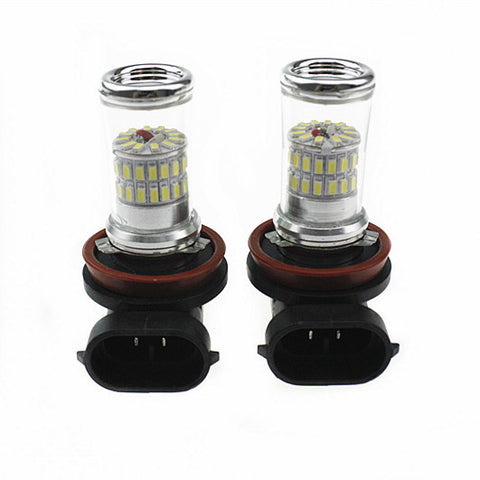 2Pcs 2016 High Power 60W & 3000LM/Set Auto SMD LED Fog Light or DRL Bulbs