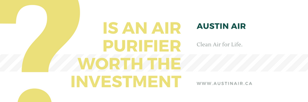 Is an air purifier worth the investment