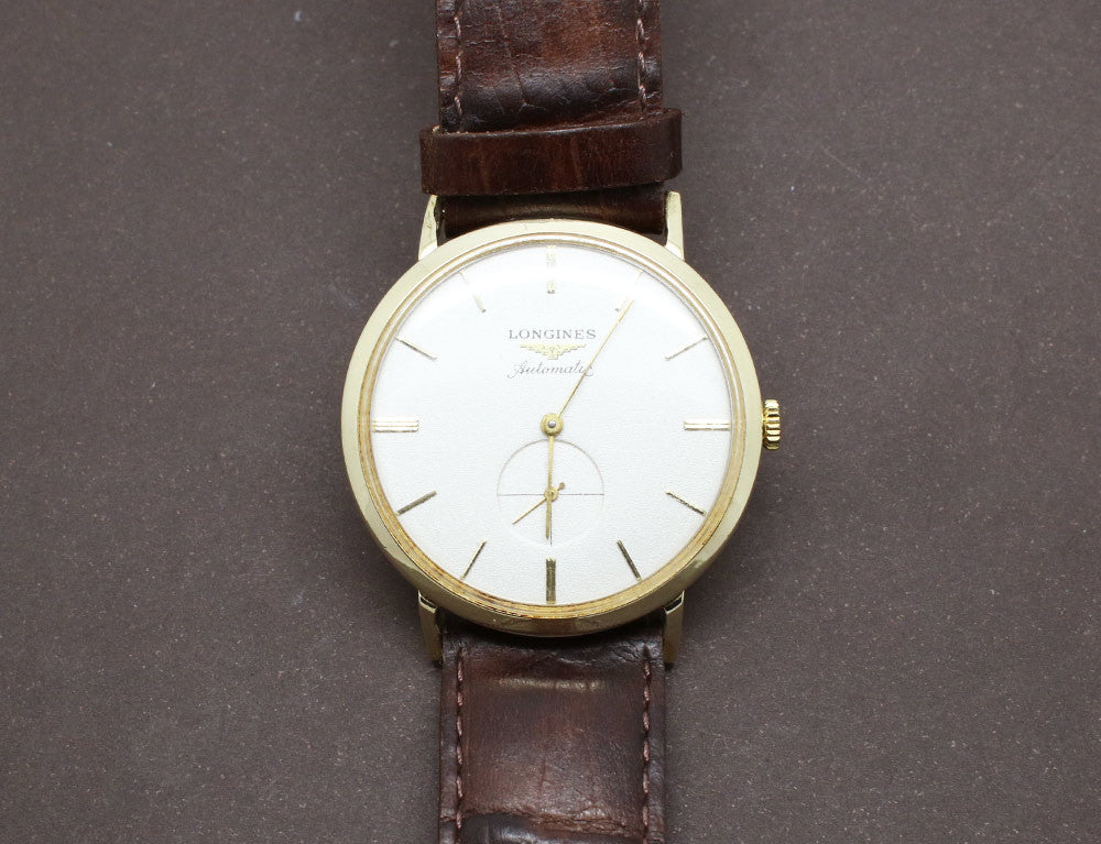 Montre Longines Or Jaune 1955-60