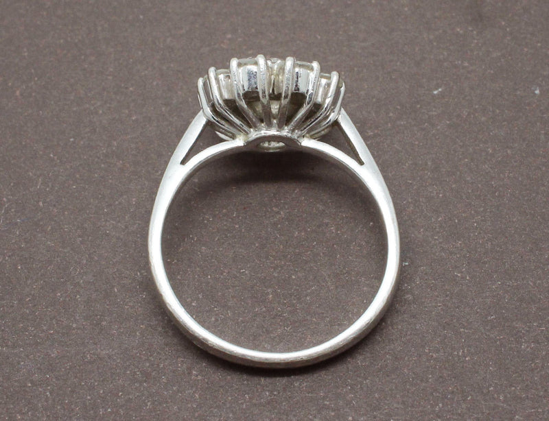 Bague Marguerite en Diamants