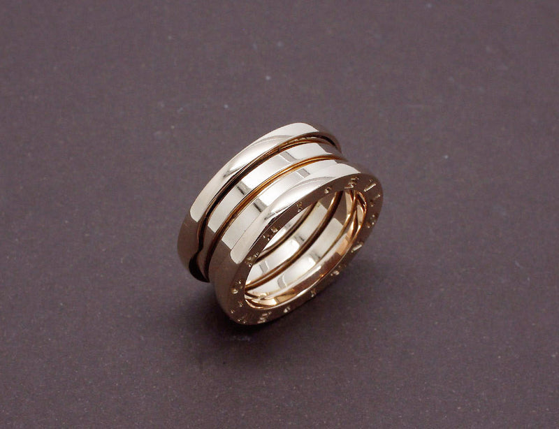 Bague Bulgari B.Zero1 Or Rose