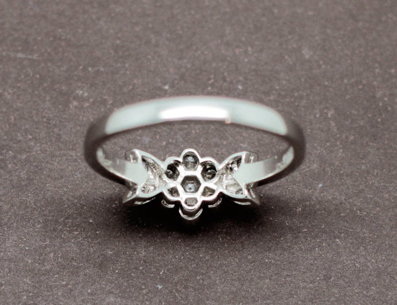 "Bague Tiffany & Co ""Blossom Ring"""