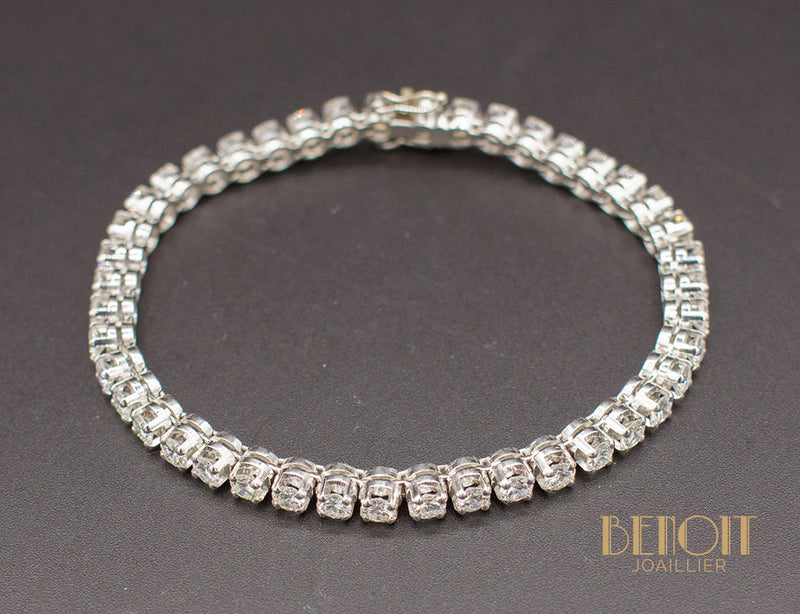 Bracelet Tennis Diamants