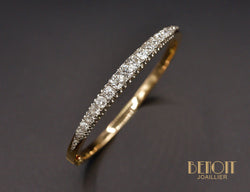 Bracelet Ancien Diamants
