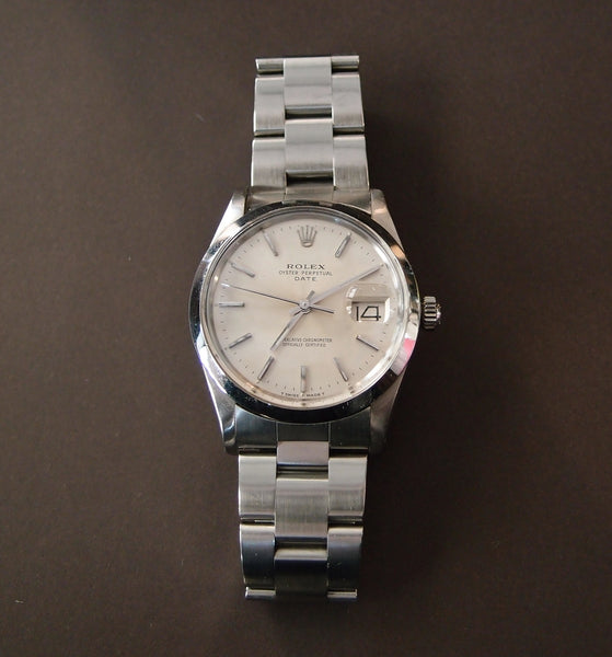 Montre Rolex Oyster Perpetual Date