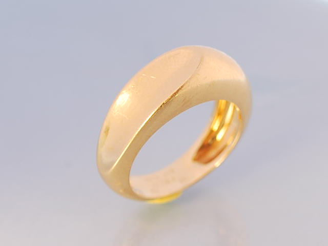 Bague Fred or jaune