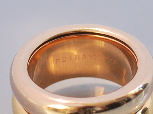 "Bague Poiray ""Message secret"""