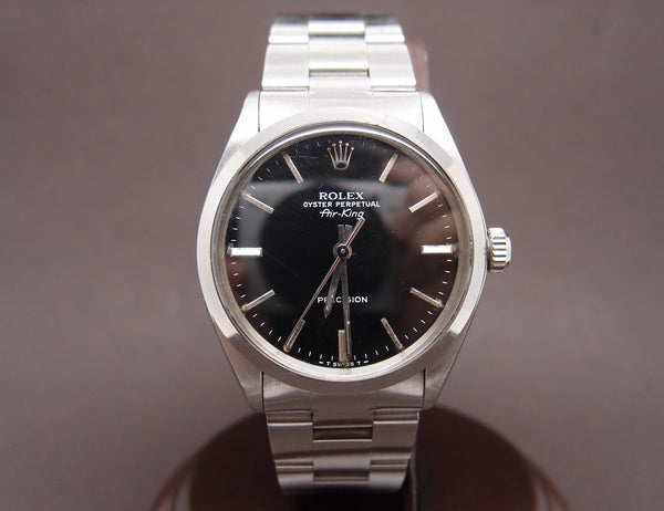 Montre Rolex Air King de 1982 ref 5500