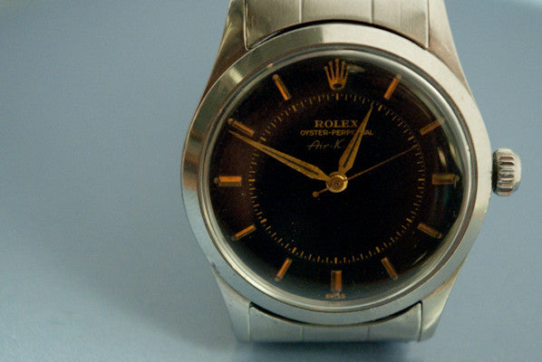 Rolex Air King Cadran Noir