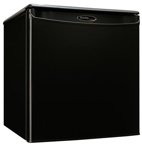 DAR017A2BDD - 1.7 cu. ft. Compact Fridge - Black