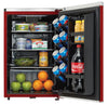 DAR026A2LDB - 2.6 cu. ft. Compact Fridge - Metallic Red