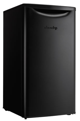 DAR033A6BDB-6 - 3.3 cu. ft. Compact Fridge - Matte Black