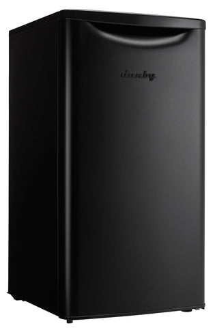 DAR033A6BDB - 3.3 cu. ft. Compact Fridge - Matte Black