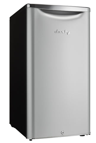 DAR033A6DDB - 3.3 cu. ft. Compact Fridge - Silver
