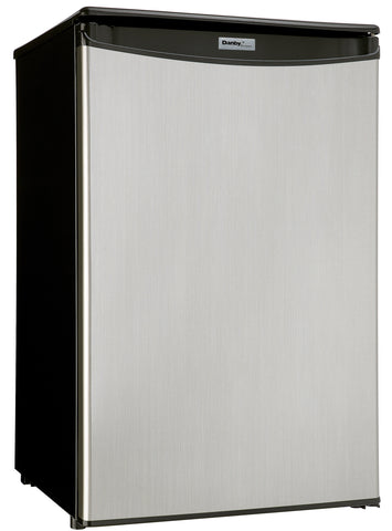 DAR044A4BSLDD-6 - 4.4 cu. ft. Compact Fridge - Spotless Steel