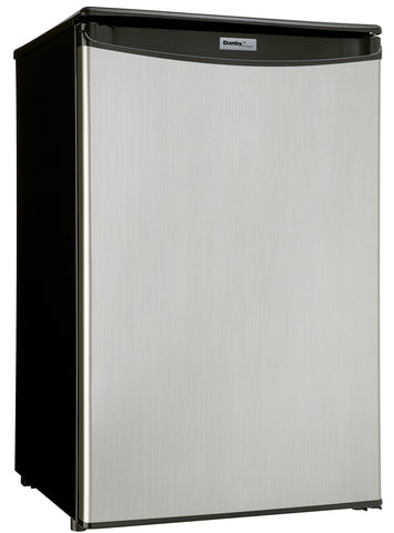 DAR044A4BSLDD - 4.4 cu. ft. Compact Fridge - Spotless Steel
