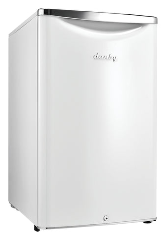 DAR044A6PDB - 4.4 cu. ft. Compact Fridge - Pearl White