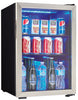 DBC026A1BSSDB - 95 Can Beverage Center - Stainless Steel