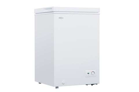 DCF035B1WM - 3.5 cu. ft. Diplomat Chest Freezer - White