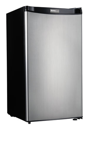 DCR032A2BSLDD-SD - 3.2 cu. ft. Blemished Compact Fridge