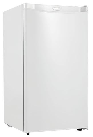 DCR032A2WDD-SD - 3.2 cu. ft. Blemished Compact Fridge - White