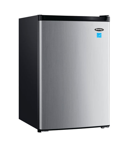 DCR045B1BSLDB-3 - 4.5 cu. ft. TrueFreezer Compact Fridge - Stainless Steel