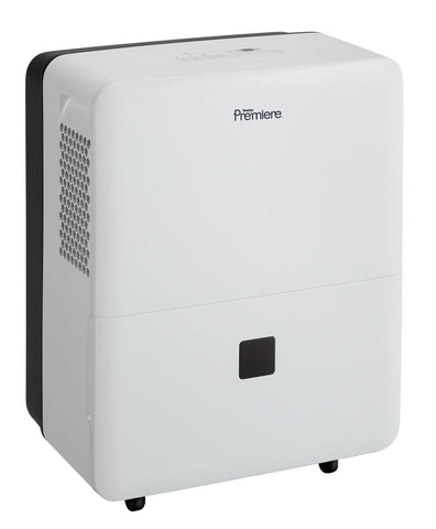DDR50B3WP - 50 Pint Dehumidifier - White