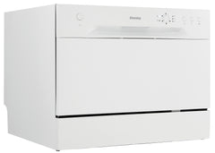 DDW621WDB - Counter-top 6 Place Setting Dishwasher - White