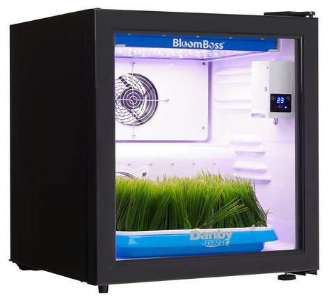 DFG17A1B - 1.7 cu. ft. Danby Fresh Home Herb Grower - Black