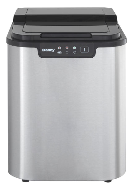 Dim2500ssdb Countertop Ice Maker Stainless Steel