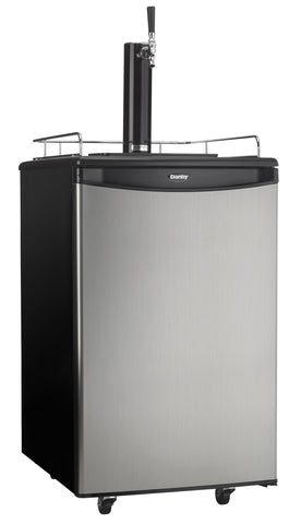 DKC054A1BSLDB - 5.4 cu. ft. Keg Cooler