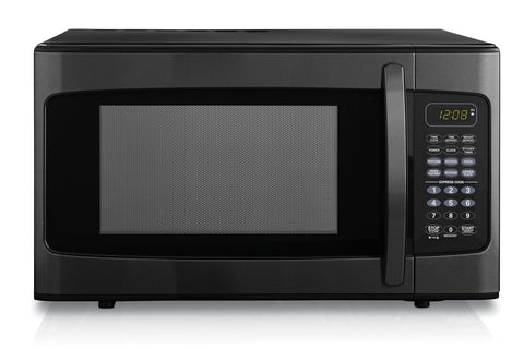 DMW11B1BBSDB - 1.1 cu. ft. Microwave - Black Stainless Steel