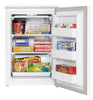 DUFM043A2WDD - 4.3 cu. ft. Upright Freezer - White
