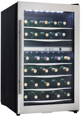 DWC040A3BSSDD-SD - 38 Bottle Blemished Wine Cooler