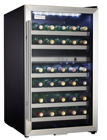 DWC114BLSDD-SD - 38 Bottle Blemished Wine Cooler