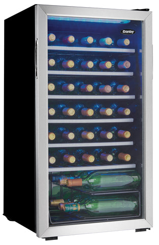 DWC93BLSDBR1-SD - 36 Bottle Blemished Wine Cooler