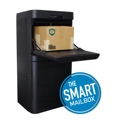 DPG37B - Danby Parcel Guard: The Smart Mailbox - Black