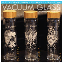 "Load image into Gallery viewer, ""THE VAC"" BOTTLE ULTRA LIMITED EDITION - Vibe Bottle"