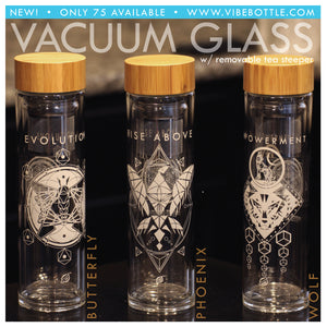 """THE VAC"" BOTTLE ULTRA LIMITED EDITION - Vibe Bottle"